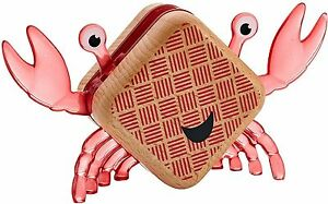 Wooden Toy Crab Fisher-Price Shape-imals Thinking Problem Solving Motor Skills