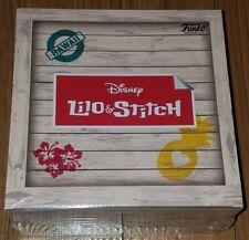 Funko Pop Disney Treasures Box Lilo & Stitch Sealed Hot Topic Exclusive In Hand