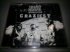 NAUGHTY BY NATURE - Craziest  (Maxi-CD)