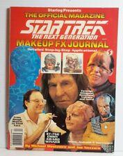 Star Trek The Next Generation- Makeup Fx Journal