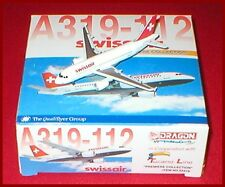 Dragon Wings Swissair A319-112 1/400 Diecast Airplane # HB-IPY NEW IN BOX