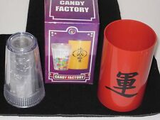 The Candy Factory Magic Trick - Production Prop, Stage, Parlor Magic, Easy To Do