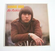 "Ronnie BIRD ""En public"" (Vinyl 33t/LP)"