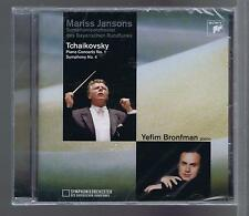 JANSONS BRONFMAN CD NEW TCHAIKOVSKY