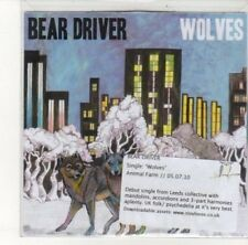 (DK372) Bear Driver, Wolves - 2010 DJ CD