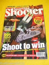 SPORTING SHOOTER - SHOOT TO WIN - JUNE 2009