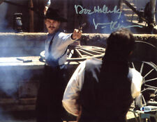 "Val Kilmer Tombstone ""Doc Holliday"" Signed 11x14 Photo BAS Witnessed #I86940"