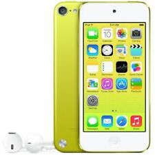 BRAND NEW--SEALED Apple ipod Touch 5th Gen 64GB MP3 Player (Yellow)
