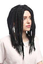 Wig Me Up - 90674-za103 Perruque Femmes Hommes Carnaval Dreadlocks Rasta...