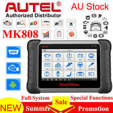 2020 Autel MK808 All System Auto ECU IMMO Key Diagnostic Scan Tool MaxiCom MX808