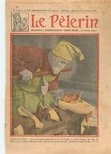 Artisan Savetier Sabots Clogs Zoccoli Holzschuh Saint-Étienne-du-Bois Ain 1931