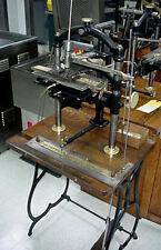 Antique Frank B Grover Co/New York 2 Dimensional Engraving Machine Circa 1900