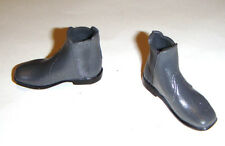 Ken Doll Size Shoes Gray Boots For Model Muse Ken Dolls sh08k