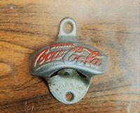 Drink Coca-Cola | Vintage Cast Iron Bottle Opener | Starr X | PAT. APR.1925