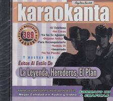 La Leyenda Los Herederos De Nuevo Leon El Plan Karaoke Nuevo sealed