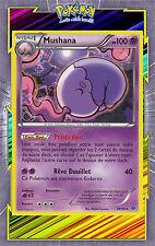 🌈Mushana - NB04:Destinées Futures - 59/99 - Carte Pokemon Neuve Française