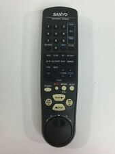SANYO B19205 Original TV, VCR, Cable System Player Remote Control