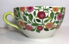 Spode Kim Parker Home EMMA'S GARLAND Coffee Tea Cup Mug White Floral NEW
