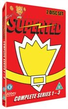 Superted Série 1 pour 3 Complet Collection DVD Neuf DVD (AHEDVD3317)