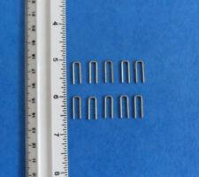 10 Pieces Plantation Shutters Tilt Rod, Louvers Staples, shutter repair pins