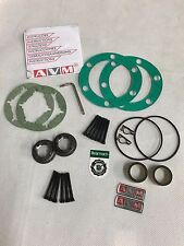 Land Rover Series 2a& 3 AVM Free Wheeling Hub 24 Spline Repair Kit Gaskets Seals