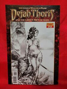 Dejah Thoris & Green Men of Mars #2- 2013, Jay Anacleto CVR E, Dynamite, VF!
