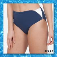 Bas maillot de bain culotte taille hautte (swimsuit) Réard Paris gamme Jane luxe