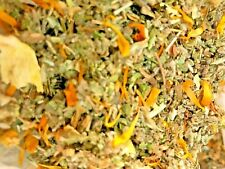 Mullein Lotus Chamomile Plus Other Organic Bulk Natural Herbs! No.10 Blend Mix