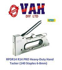 Rapid R34 Flatwire Pro Heavy Duty Hand Staple Tacker Gun