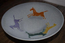 Gouda Flora design Keramik Schale Bowl Artpottery 60s Midcentury Vintage