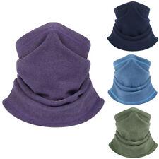 Plush Bandana Face Mask Headwear Head Neck Gaiter Snood Warmer Tube Scarf Well