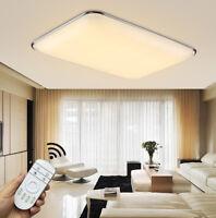 Stylehome®LED Deckenlampe Küchenlampe Badleuchte 6502-36W dimmbar Fernbedienung
