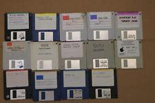 "Mac Sounder Master System Speed Lan Installer PPM Tune Up 3.5"" Floppy Disk"