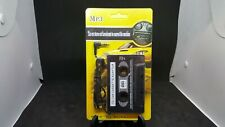 3.5mm Aux Car Audio Cassette Tape Adapter for Mp3 Cd Md Cell Phone New