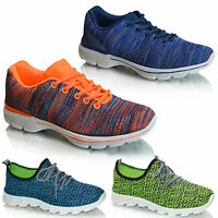 NEW WOMENS LADIES LACE UP RUNNING FASHION TRAINERS SHOES SIZES UK 3 4 5 6 7 8