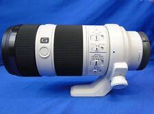Sony SEL70200G FE 70-200mm F4 G OSS Lens Japan Domestic Version New