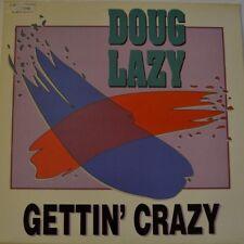 DOUG LAZY - Gettin' Crazy - LP 1990