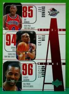 Grant Hill subset card 1996-97 Upper Deck #143
