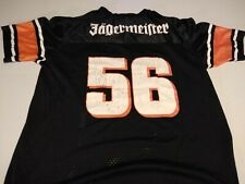 Collectible Jägermeister Football Jersey #56 Size Xl in Good Condition