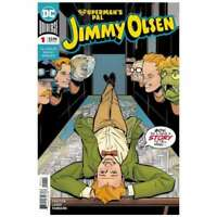Superman's Pal Jimmy Olsen (2019 series) #1 in NM + condition. DC comics [*u3]