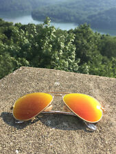 New Authentic Ray Ban Aviator RB3025 58mm Sunglasses