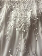 Vintage New Adrianna Papell Evening - prom - wedding dress size 8