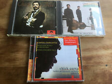 Chick Corea [3 CD Alben] My Spanish Heart + Acoustic Band + Corea Concerto