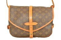 Louis Vuitton Monogram Saumur 30 Shoulder Bag M42256 - G00640