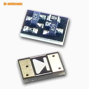Konstantstromquelle 20mA LED Treiber KSQ Uin= 4-28V DC für 1-11 LEDs - 10 Stück