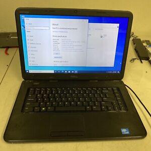 """Dell Inspiron 3520 15.6"""" Intel Celeron B820 2GB RAM 320GB HDD FAST SHIPPING! Z"""