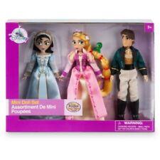 "Disney  Mini Puppenset "" Rapunzel - Neu verföhnt "" mit Rapunzel,Cassandra ...Neu"