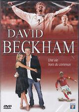 DVD DAVID BECKHAM (FOOTBALL) UNE VIE HORS DU COMMUN NEUF SCELLE