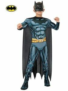 Batman - Deluxe Muscle-Chest - Costume - 2 Sizes