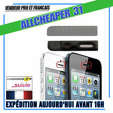 Rejilla auricular a prueba de polvo para pantalla lcd iphone 5s adhesivo